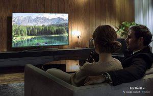 "LG Nano 8 Series 55"" 4K Ultra HD Smart LED NanoCell TV"