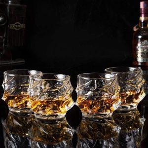 KANARS Emperor Whiskey Glasses