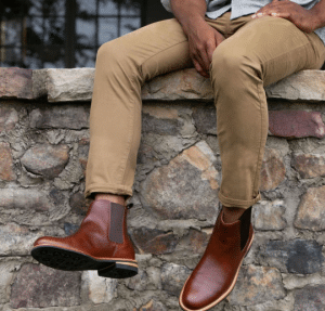 Nisolo All Weather Javier Chelsea Boot