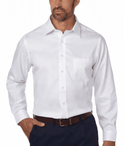 Kirkland Signature Traditional Fit Dress Shirt