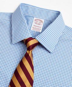Brooks Brothers Stretch Madison Classic-Fit Dress Shirt